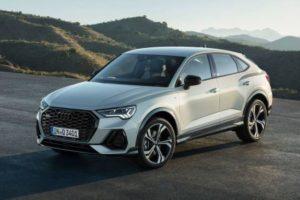 Audi Q3 2020, Broker samochodowy, Broker Audi
