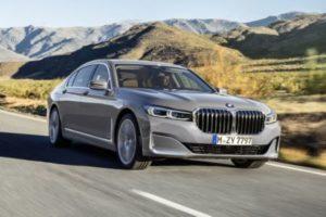 BMW seria 7 MY 2020, Broker samochodowy, Broker BMW, NIezależny dealer, Niezależny dealer BMW