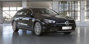 CLA 180 d Shooting Brake, Broker Mercedes-Benz, Broker samochodowy