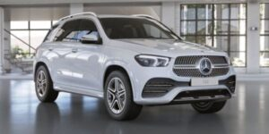 Mercedes-Benz GLE 300 d, Broker Mercedes-Benz, Broker samochodowy