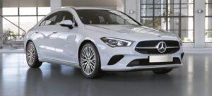 Mercedes-Benz cla 180 Coupe, Broker Mercedes-Benz, Broker samochodowy