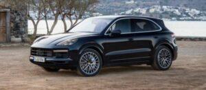 Porsche Cayenne, Broker Porsche, Broker samochodowy