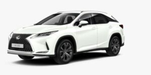 Lexus RX 300 Business Edition biały; oferta 0032, Broker Lexus, Broker samochodowy